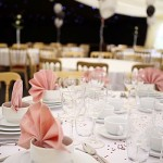 Murray Marquees Table Setting